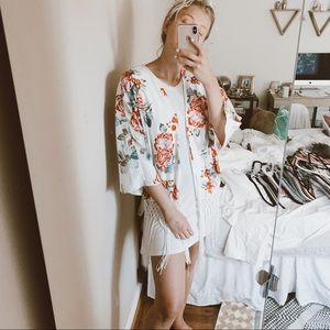 Urban Outfitters duster or kimono.